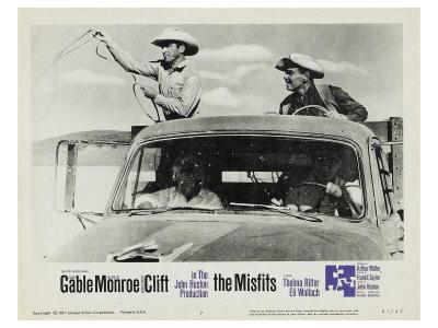 The Misfits, 1961 Prints