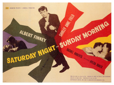 Saturday Night and Sunday Morning, 1961 Prints