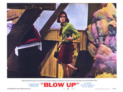 Blow Up, 1966 Posters