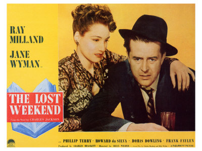 The Lost Weekend, 1945 Posters