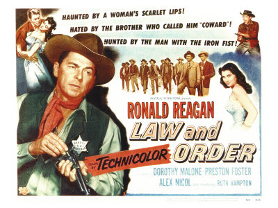 Law and Order, 1953 Art