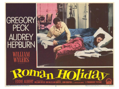 Roman Holiday, 1953 Prints
