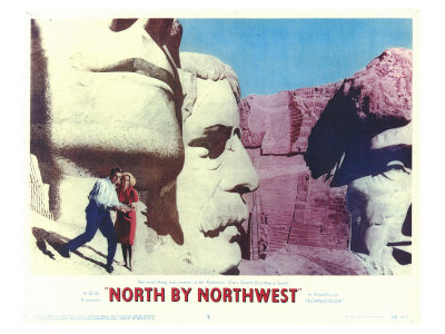 North By Northwest, 1959 Prints