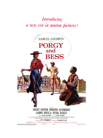 Porgy and Bess, 1959 Posters