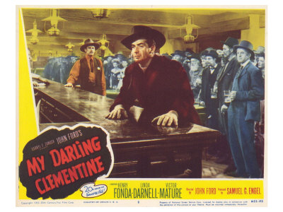 My Darling Clementine, 1946 Posters