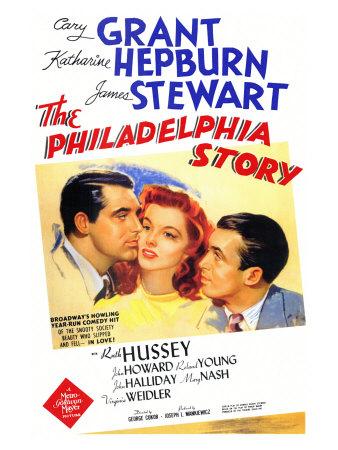 The Philadelphia Story, 1940 Prints