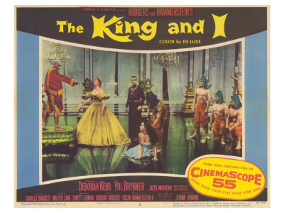 The King and I, 1956 Prints