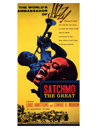 Satchmo the Great, 1957 Prints