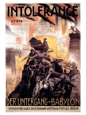Intolerance, 1916 Prints