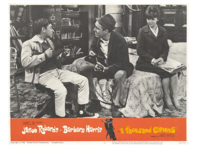 A Thousand Clowns, 1966 Prints