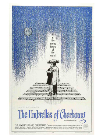 The Umbrellas of Cherbourg, 1964 Print