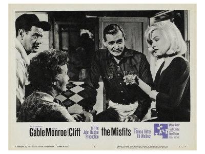 The Misfits, 1961 Art