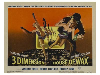 House of Wax, 1953 Prints