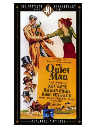 The Quiet Man, 1952 Prints