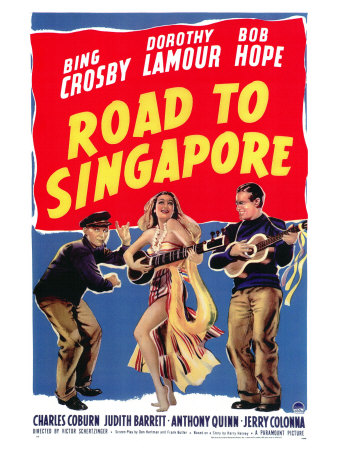 Road to Singapore, 1940 Prints