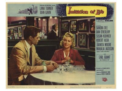 Imitation of Life, 1959 Print