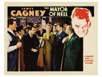 The Mayor of Hell, 1933 Giclee Print