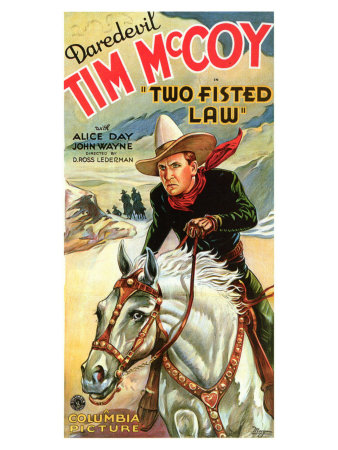 Two Fisted Law, 1932 Prints