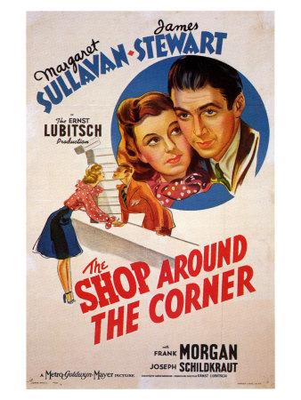The Shop Around the Corner, 1940 Plakater