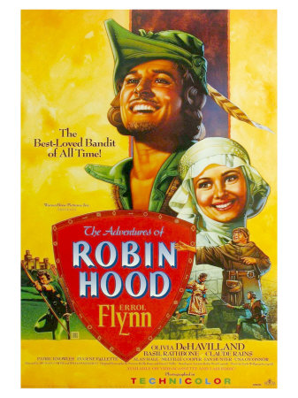 The Adventures of Robin Hood, 1938 Prints