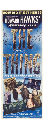 The Thing from Another World, 1951 Prints