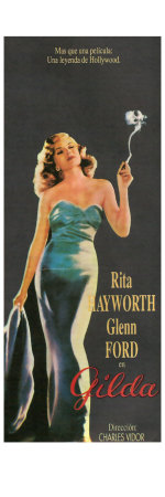 Gilda, 1946 Art