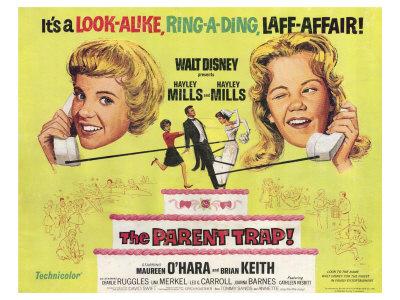 The Parent Trap, 1961 Prints