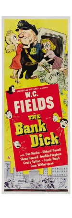 The Bank Dick, 1940 Prints