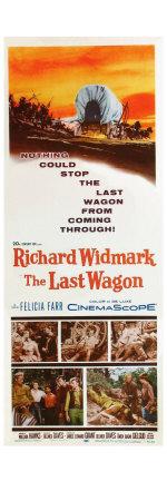 The Last Wagon, 1956 Prints