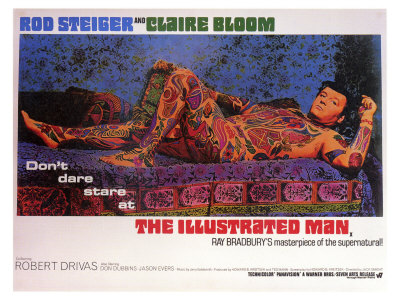 The Illustrated Man, 1969 Posters