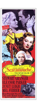 Scaramouche, 1952 Posters