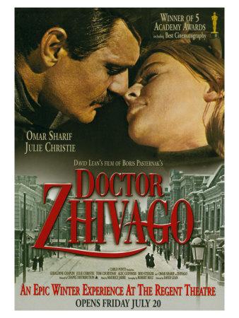 Doctor Zhivago, 1965 Prints
