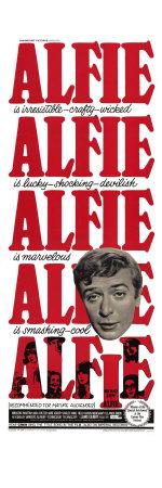 Alfie, 1966 Kunsttryk