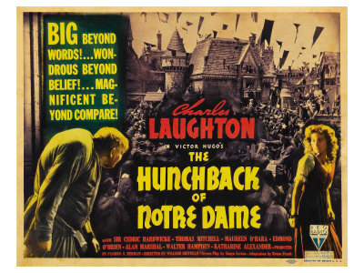 The Hunchback of Notre Dame, 1939 Posters