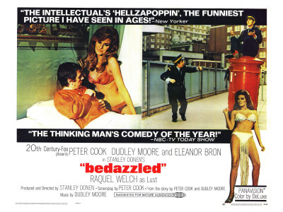 Bedazzled, 1968 Poster