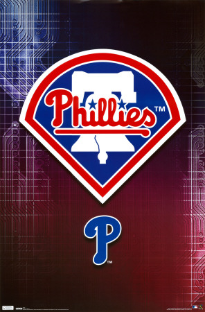 Philadelphia Phillies Affiche