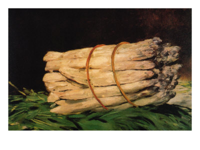 Asparagus Prints by Édouard Manet