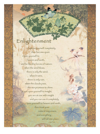 Enlightenment Giclee Print