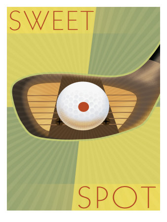 Sweet Spot Giclee Print