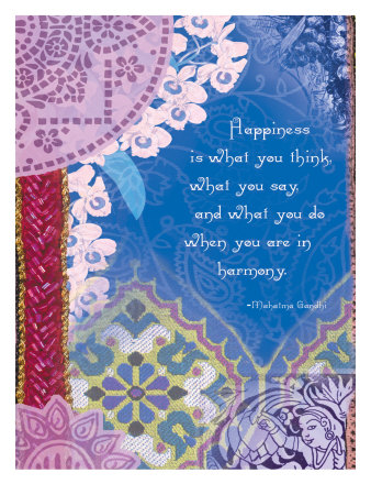 Happiness Giclee Print