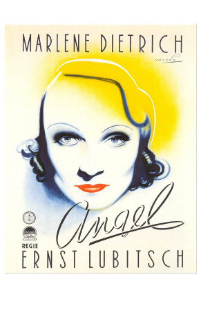Angel, Dutch Movie Poster, 1937 Premium Poster