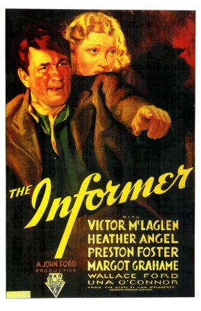 The Informer, 1935 Premium Poster