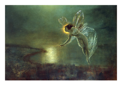 Spirit of the Night, 1879 Giclee Print by John Atkinson Grimshaw