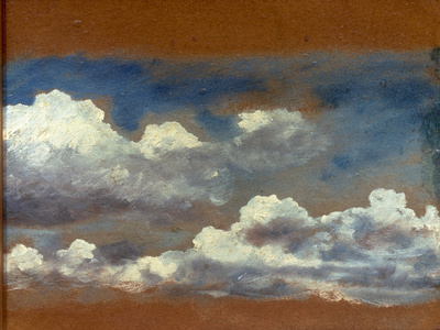 Cloud Study Giclee Print by John Constable