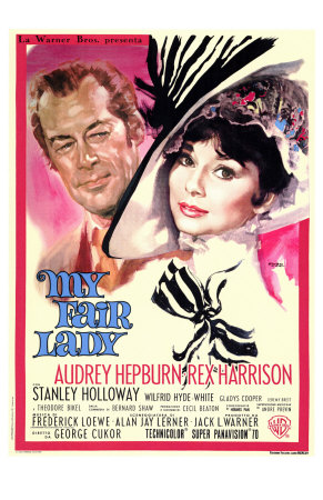 My Fair Lady, 1964 Premium Poster
