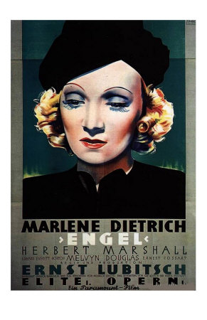 Angel, Danish Movie Poster, 1937 Premium Poster