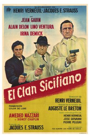 Le clan des Siciliens - Page 3 The-sicilian-clan-argentine-movie-poster-1970