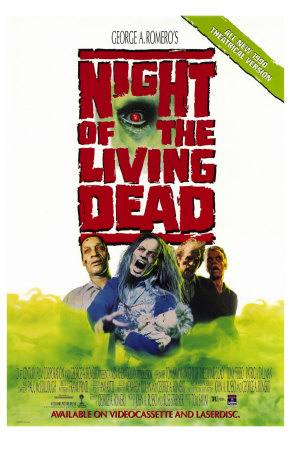 Night of the Living Dead, 1990 Poster su AllPosters.it