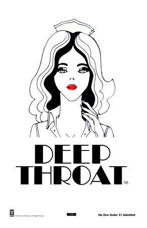deep throat 1972 ... I'm a little surprised some porn recruiter hasn't nabbed this ...