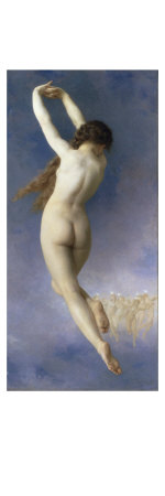L'Etoile Perdue (The Lost Pleiad), 1884 Giclee Print by William Adolphe Bouguereau